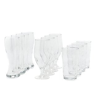 Noble Excellence 12-Piece Beer Glass Set