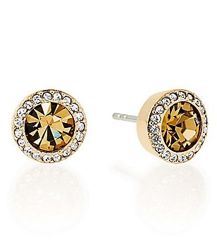 Michael Kors Brilliance Pavé Crystal Stud Earrings