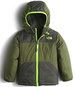 The North Face Little Boys 2T-4T Reversible True Or False Jacket