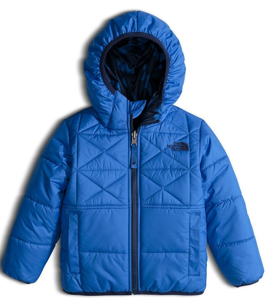 The North Face Little Boys 2T-4T Reversible Perrito Jacket