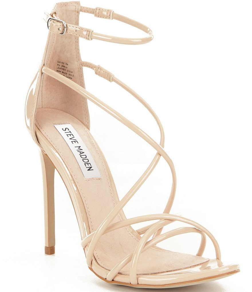 Steve Madden Satire Strappy Dress Sandals