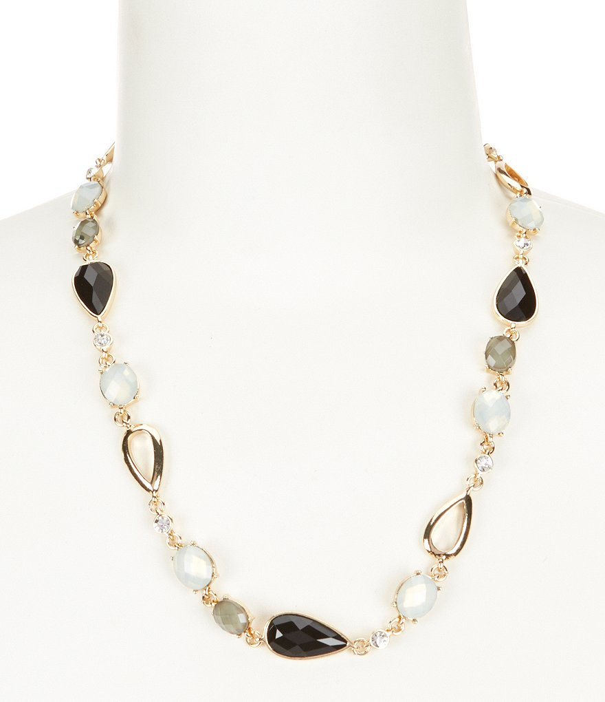 Anne Klein Aventura Collar Necklace