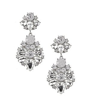 Gemma Layne Baroque Statement Earrings