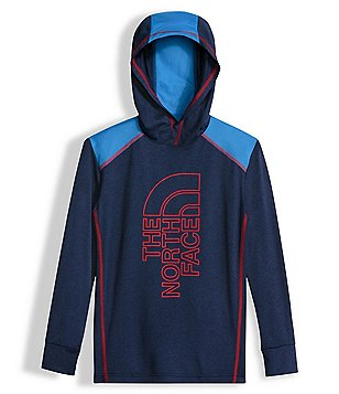 The North Face Little Boys/Big Boys 5-20 Reactor Hoodie