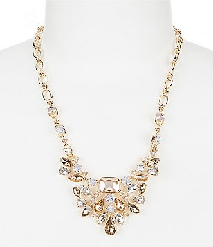 Gemma Layne Stone Collar Necklace