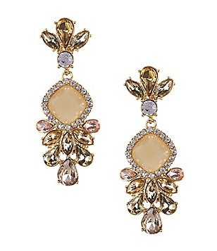 Gemma Layne Crystal Drop Earrings