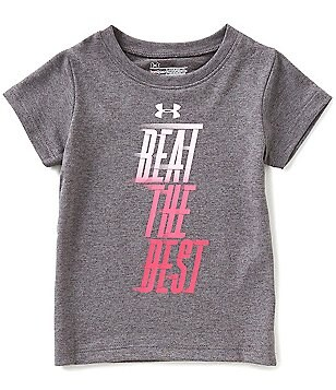 Under Armour Baby Boys 12-24 Months Beat The Best Short-Sleeve Tee