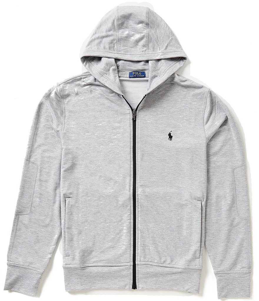 Polo Ralph Lauren Solid Lightweight French Terry Hoodie
