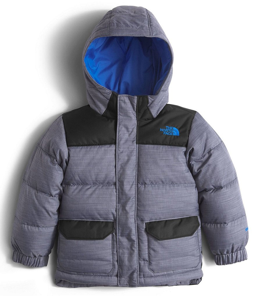 The North Face Little Boys 2T-4T Harlan Down Parka