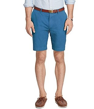 Polo Ralph Lauren Classic-Fit Newport Pima Shorts