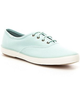 Keds Champion Canvas Lace-Up Sneakers