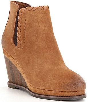 Ariat Belle Wedge Booties