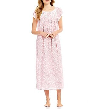 Eileen West Paisley Ballet Nightgown