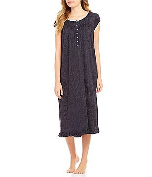 Eileen West Dotted Ballet Nightgown