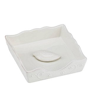 Lenox French Perle Napkin Holder