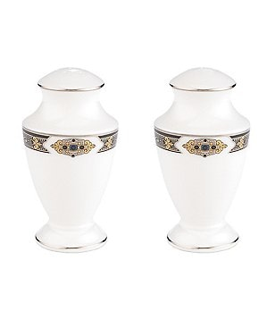 Lenox Vintage Jewel Salt & Pepper Shaker Set