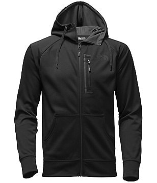The North Face Mack Mays Full-Zip Raglan-Sleeve Hoodie