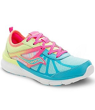 Saucony Girls Volt Running Shoe