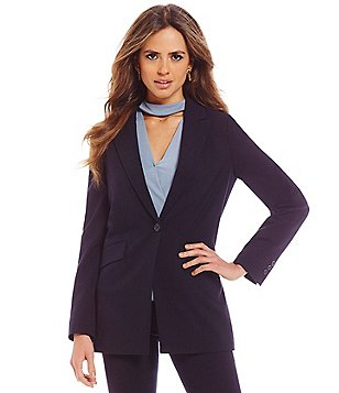 Gianni Bini Cross Back Loretta Blazer
