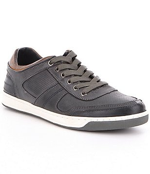 Steve Madden Men´s Cantor Leather Lace-Up Sneaker
