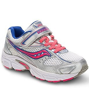 Saucony Girl´s Cohesion 8 Alternative Closure Running Shoe