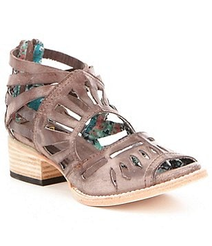 Freebird Ponce Cutout Shooties