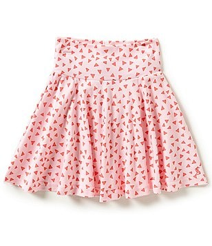 Joules Little Girls 3-6 Jen Geo Print Skirt