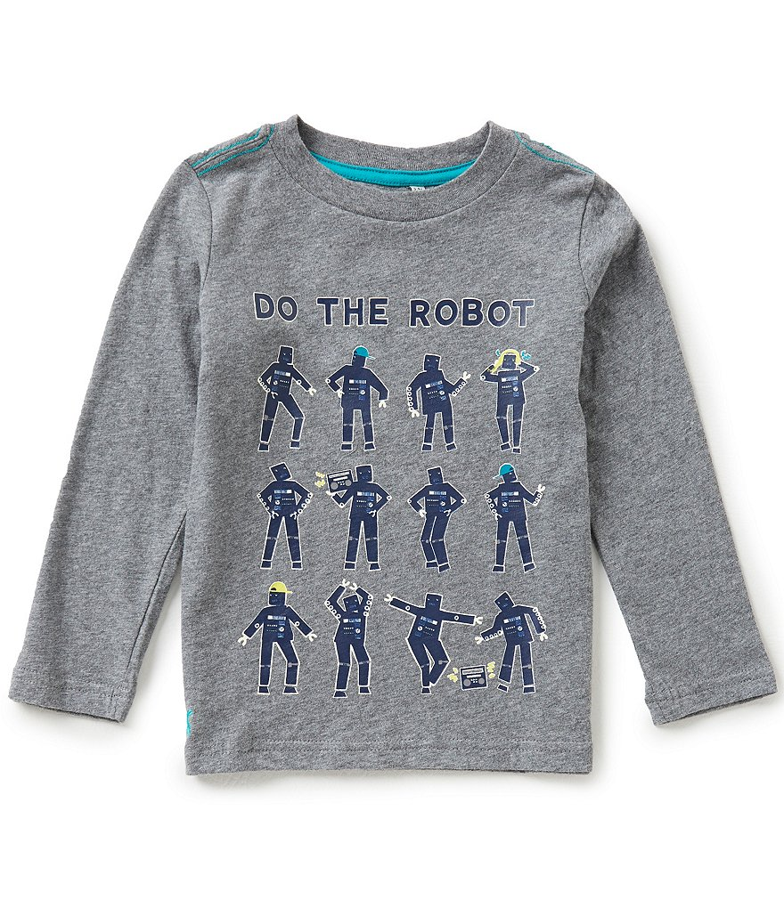 Joules Little Boys 3-6 Raymond Glow In The Dark Top