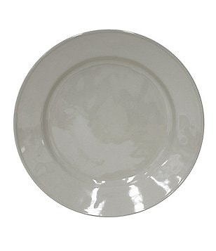 Noble Excellence Astoria Glazed Stoneware Dinner Plate
