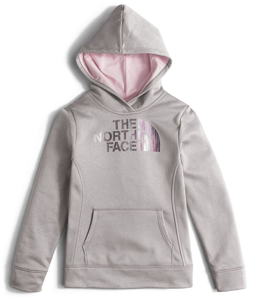 The North Face Little/Big Girls 5-18 Surgent Pullover Hoodie Jacket
