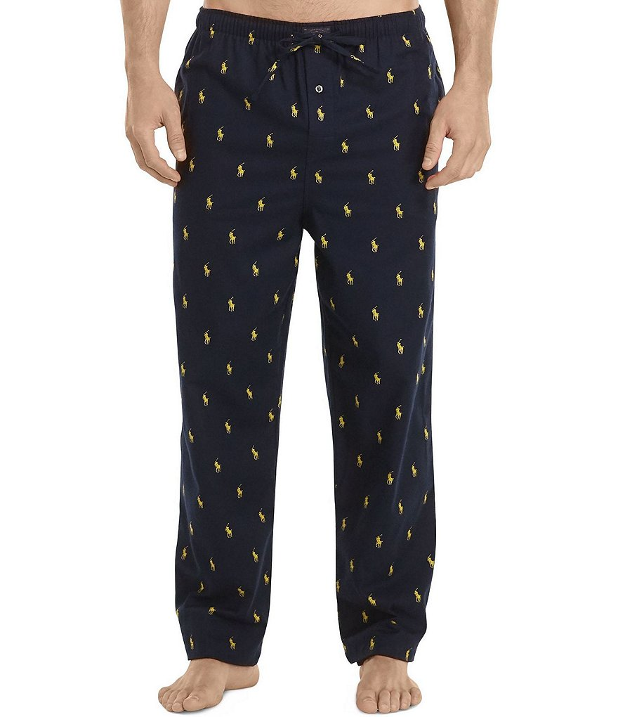 Polo Ralph Lauren Big & Tall Flannel Pajama Pants