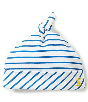 Joules Baby Boys Newborn-9 Months Striped Hat