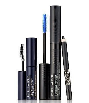 Estee Lauder Sumptuous Knockout Defining Lift & Fan Mascara Trio