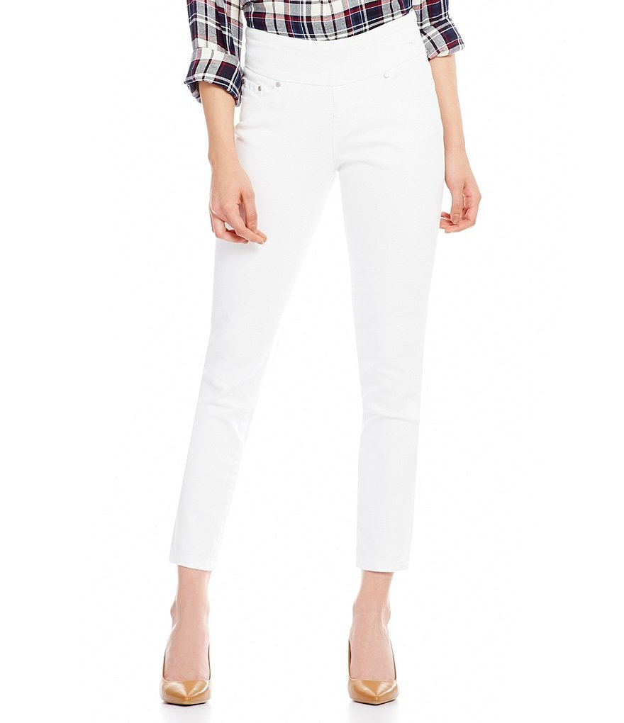 Jag Jeans Amelia Slim Ankle Pull-On Jeans