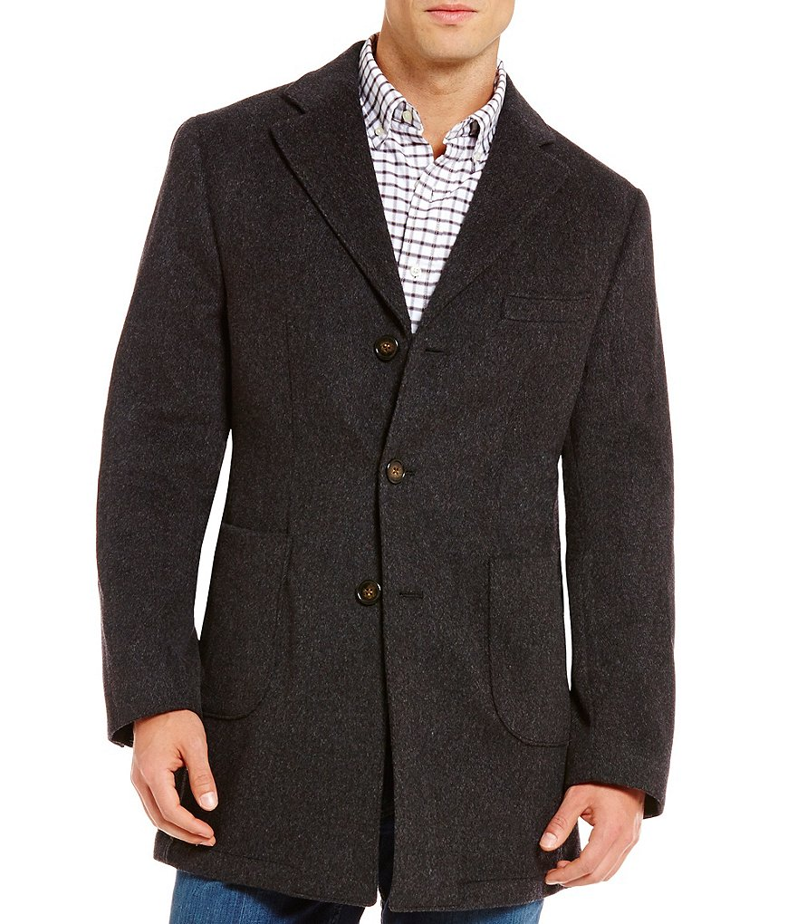 Cremieux Oliver Wool Top Coat
