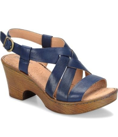 Navy blue sandals dillards