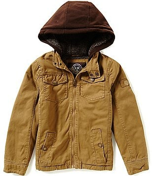 Urban Republic Little Boys 2T-7 Hooded Jacket