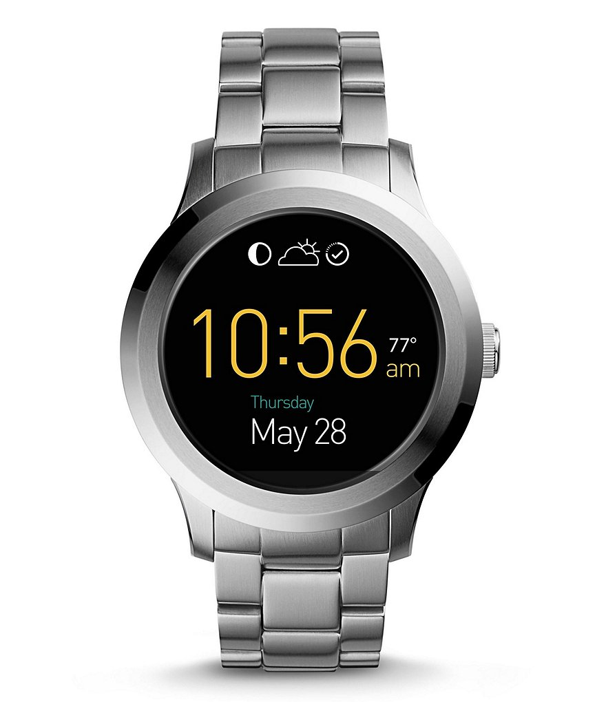 Fossil Q Founder 2.0 Touchscreen Smart Watch