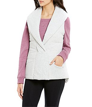 UGG® Bexley Quilted Jersey Lounge Vest