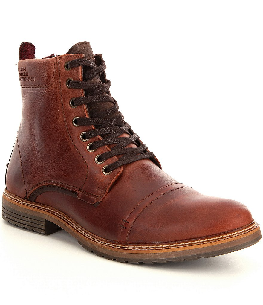 Steve Madden Men´s Sargge Lace Up Boots