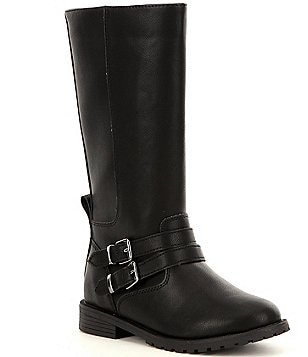 Nina Girl´s Bijou Buckle & Stud Detail Riding Boot
