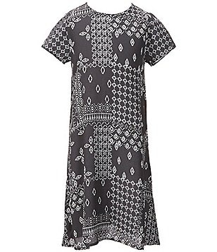 People´s Project LA Big Girls 7-16 Patterned Shift Dress