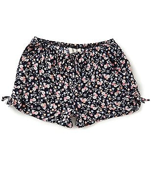 People´s Project LA Big Girls 7-16 Fitz Floral Printed Pull-On Shorts