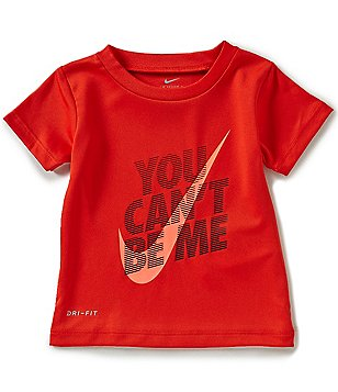 Nike Baby Boys 12-24 Months You Can´t Be Me Short-Sleeve Tee