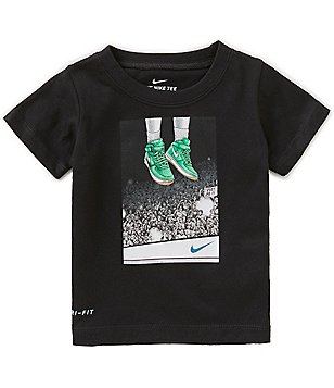 Nike Baby Boys 12-24 Months Photo Lift Off Short-Sleeve Tee