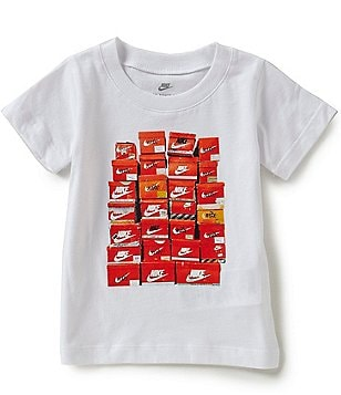 Nike Baby Boys 12-24 Months Shoebox Short-Sleeve Graphic Tee