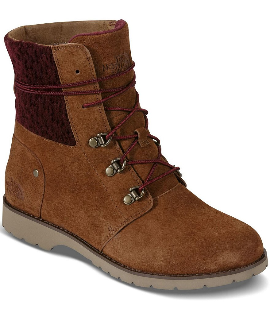 The North Face Women´s Ballard II MM Waterproof Lace Up Boot