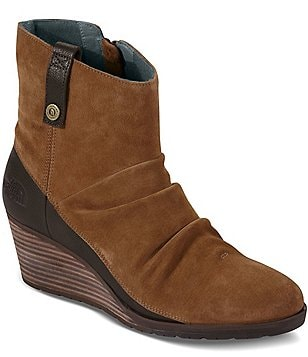 The North Face Women´s Bridgeton Waterproof Wedge Zip Boot