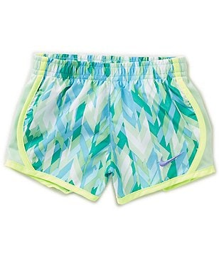 Nike Baby Girls 12-24 Months Geometric-Print Tempo Shorts
