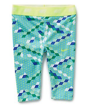 Nike Baby Girls 12-24 Months Printed Capri Leggings